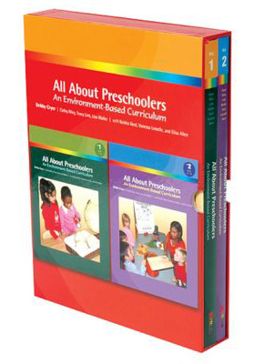 All About Preschoolers Cover