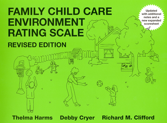 a family child care environment rating scale revised edition